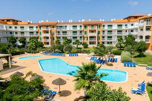 Cap Vert - Ile de Sal, Hôtel animé Agua Vila Verde 4*