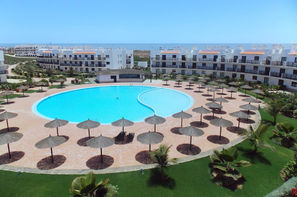 Cap Vert-Ile de Sal, Hôtel Melia Dunas Beach Resort