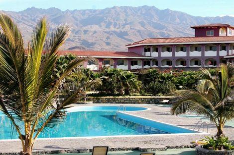 Hôtel Santantao Art Resort 4* - ÎLE DE SANTO ANTAO - CAP-VERT