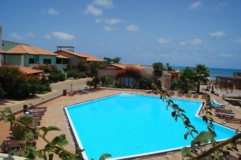 Hôtel Magellan Porto Antigo Residence 4* - SANTA MARIA - CAP-VERT