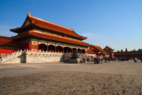 Monument - Escapade À Pékin- Holiday Inn Express Heaven Temple 3*
