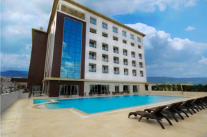 Vacances Ercan: Hôtel Grand Pasha
