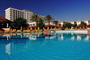 Chypre-Ercan, Hôtel Salamis