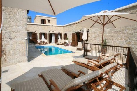 Hôtel Leonidas villages houses + location de voiture - GOUDI - CHYPRE