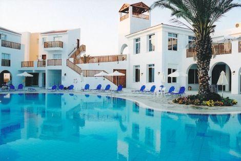 Hôtel Akti Beach Village  4* - LARNACA - CHYPRE