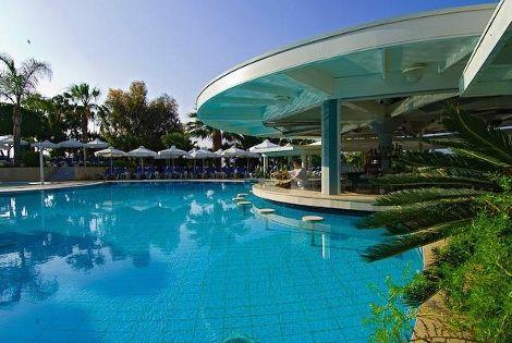 Hôtel Mediterranean Beach 4* - LIMASSOL - CHYPRE