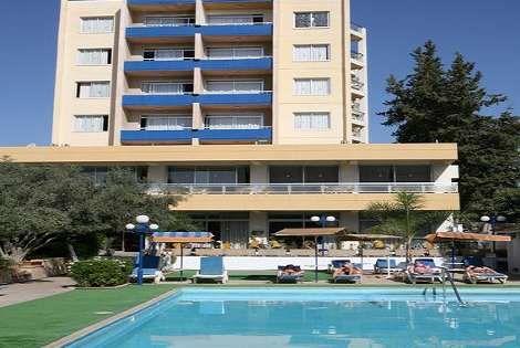Hôtel Caravel 2* sup - LIMASSOL - CHYPRE