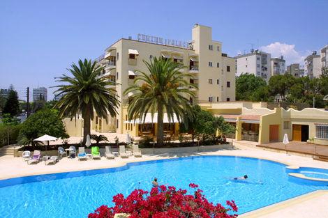 Hôtel Curium Palace 4* - LIMASSOL - CHYPRE
