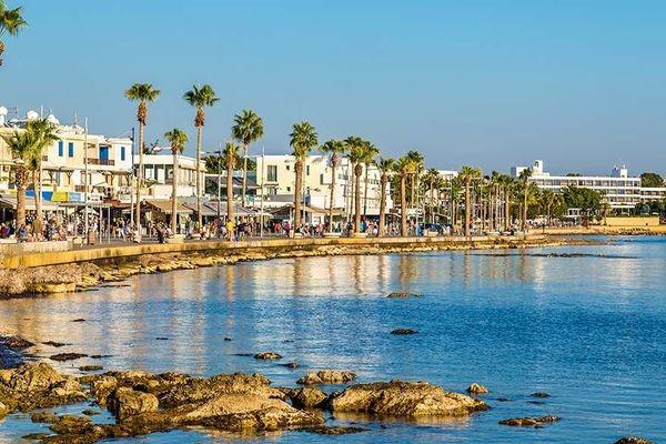(fictif) - Circuit Echappée Chypriote depuis le King Evelthon 5*