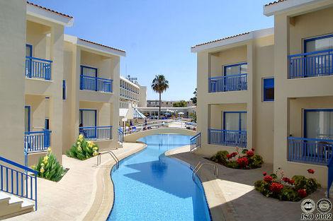 Hôtel Kissos 3* - PAPHOS - CHYPRE