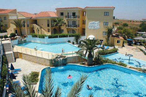 Hôtel Héliades Malama Beach Holiday Village 4* - PROTARAS - CHYPRE