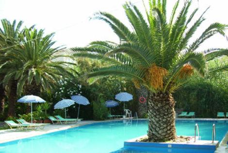 Hôtel Maravel Land 3* - ADELIANOS KAMPOS - GRÈCE