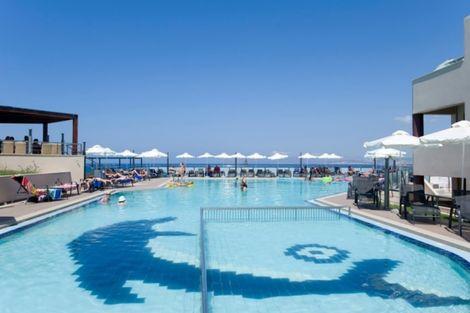 Hôtel Galini Sea View 5* - AGIA MARINA - GRÈCE