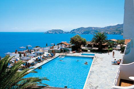 Hôtel Héliades Peninsula Resort & Spa 4* - AGIA PELAGIA - GRÈCE