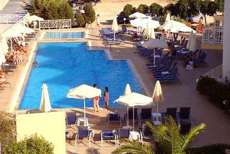 Hôtel Nicolas Villas 3* - AGIA PELAGIA - GRÈCE