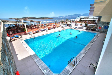 Hermes Hotel 4* - HERAKLION - GRÈCE