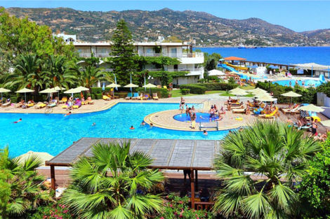 Hôtel Apollonia Beach Resort And Spa 5* - HERAKLION - GRÈCE
