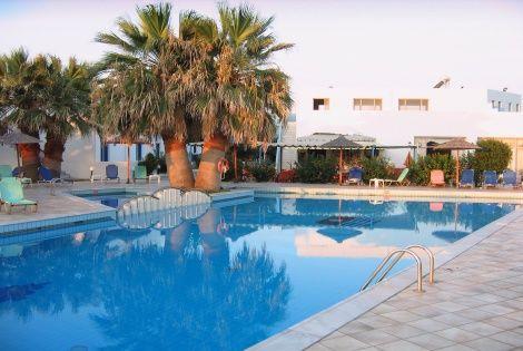 Hôtel Hara Ilios 3* - GOUVES - GRÈCE