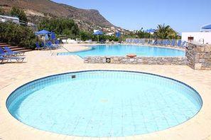 Crète - Heraklion, Hôtel Club Héliades Sunshine Village 4*