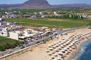 Crète - Heraklion, Appartement Tsalos Beach 4 clès