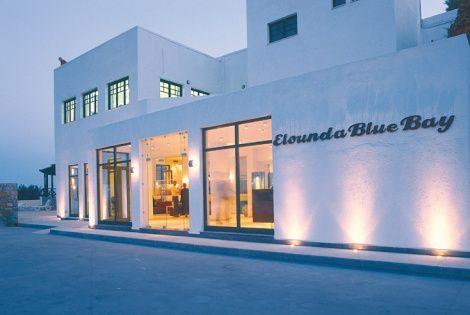 Elounda Blue Bay+Loc voiture Cat.A  4* - HERAKLION - GRÈCE