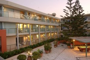 Crète-Heraklion,Hôtel Minos hotel 4*