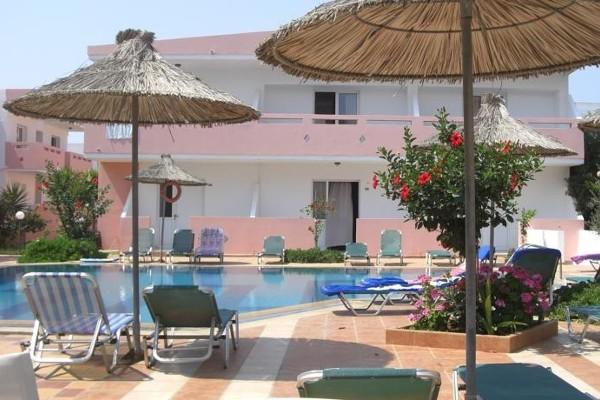 Piscine - Hôtel Anthoula Village 4*
