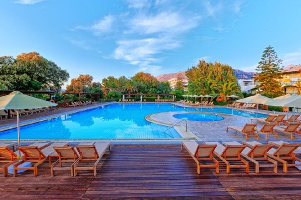 Piscine - Apollonia Beach Resort And Spa 5*