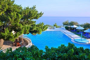 Crète-Heraklion, Hôtel Aroma Creta