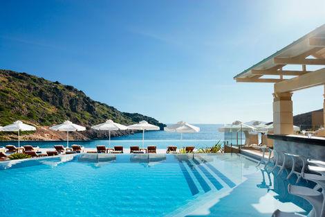 piscine - Daios Cove Resort and Luxury Villas Crète - Heraklion