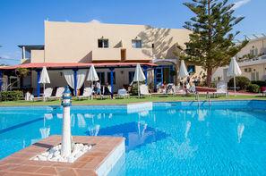 Crète-Heraklion, Hôtel Fragiskos