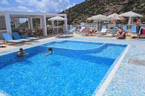 Crète-Heraklion,Hôtel Glaros 4*