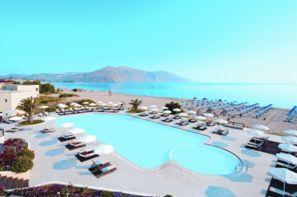 Crète - Heraklion, Club Héliades Select Pilot Beach Resort 5*