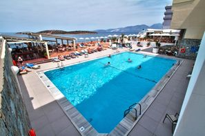 Crète-Heraklion,Hôtel Hermes Hotel 4*