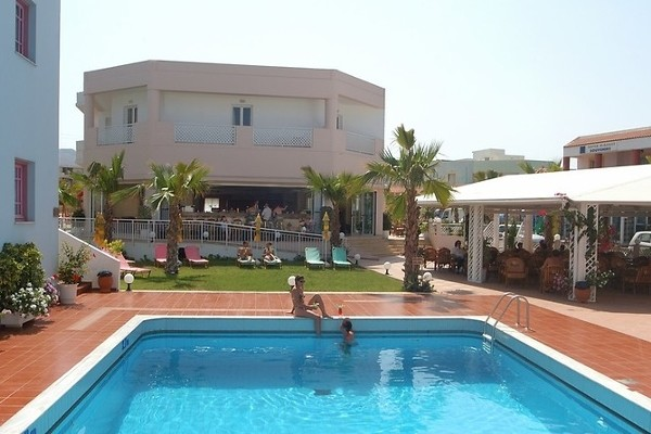 Crete Hotel Club Jumbo Magda