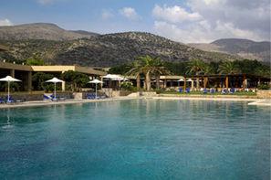 Crète-Heraklion, Hôtel Kernos Beach