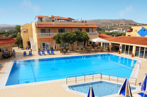 Crète - Heraklion, Hôtel Lavris hôtel and bungalows 4*