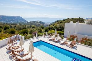 Crète - Heraklion, Hôtel Lenikos