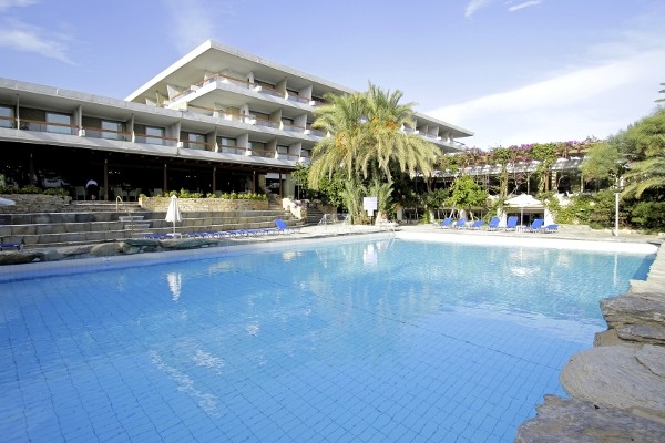 Piscine - Hôtel Maxi Club Sitia Beach 4*