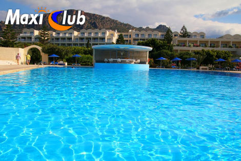 Maxi Club Sunshine Beach 4* - HERAKLION - GRÈCE