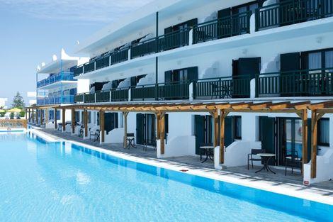 Hôtel Rinela Beach 4* - HERAKLION - GRÈCE