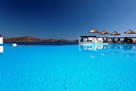 Hôtel Sensimar Elounda village resort & spa 5* - HERAKLION - GRÈCE