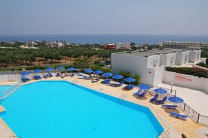 Crète - Heraklion, Hôtel Sunshine Crete Village