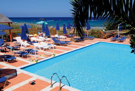 Syrtaki Almiros Beach 3* - HERAKLION - GRÈCE