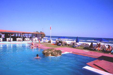 Syrtaki Mari Beach 3* - HERAKLION - GRÈCE