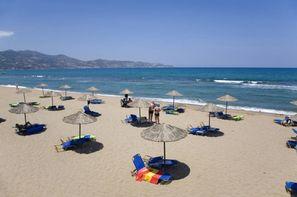 Crète - Heraklion, Hôtel Olé Creta Beach