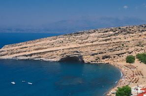 Crète-Heraklion, Hôtel Paradise