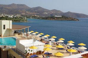 Crète-Heraklion,Hôtel Coral Beach 3*