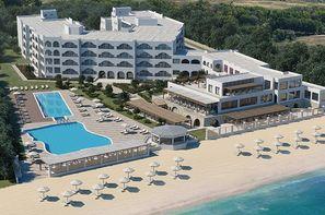 Crète - Heraklion, Hôtel Splashworld Atlantica Akti Zeus 4*