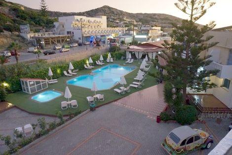 Hôtel Orion Fragiskos 3* - HERAKLION - GRÈCE
